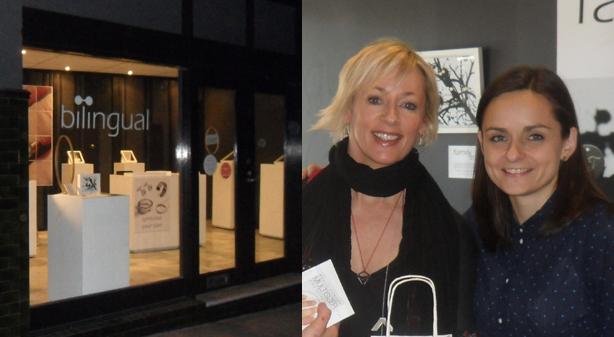 The Bilingual Design Store Launch