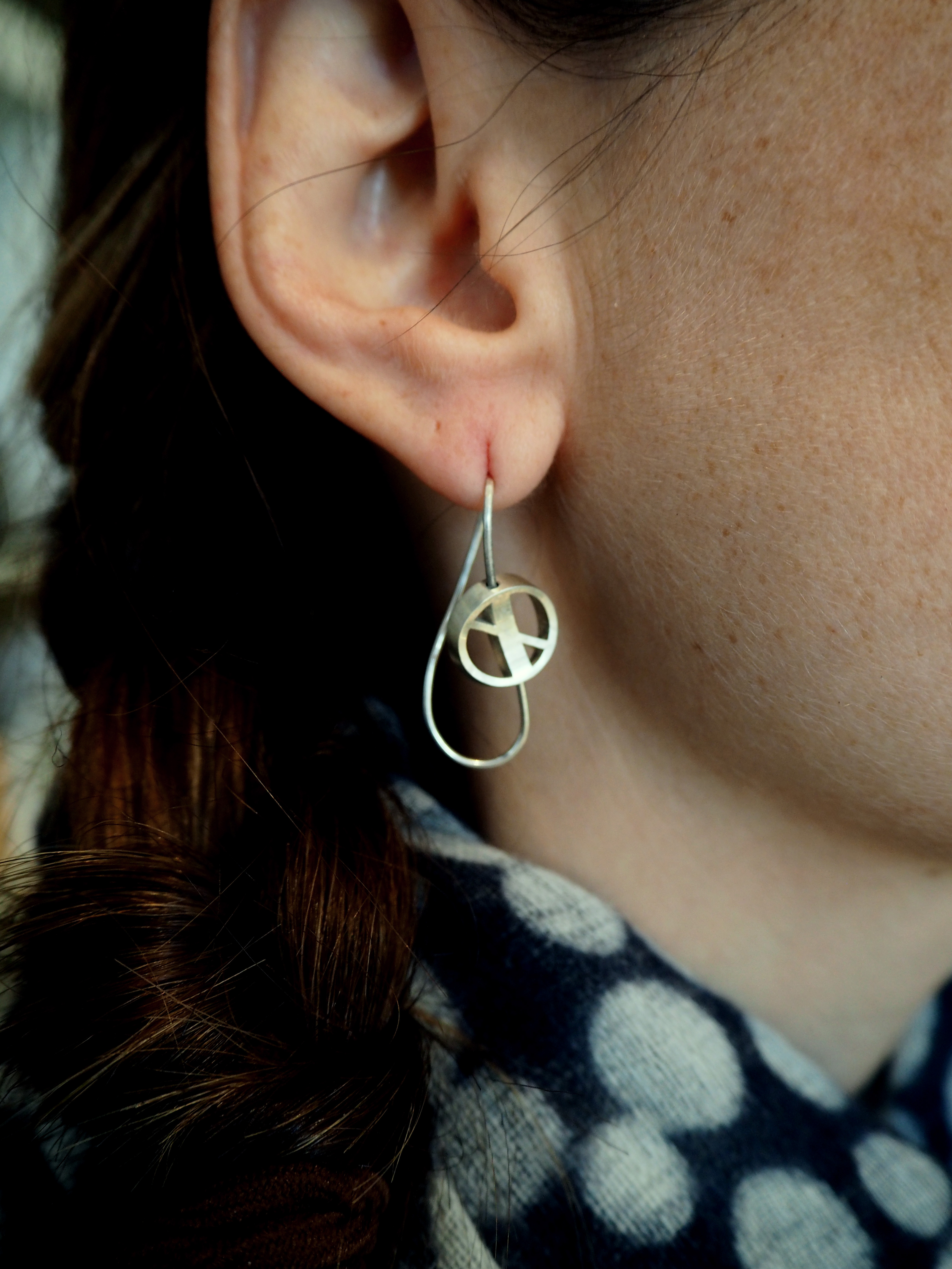 Winter Jewellery Bilingual Aria Earrings