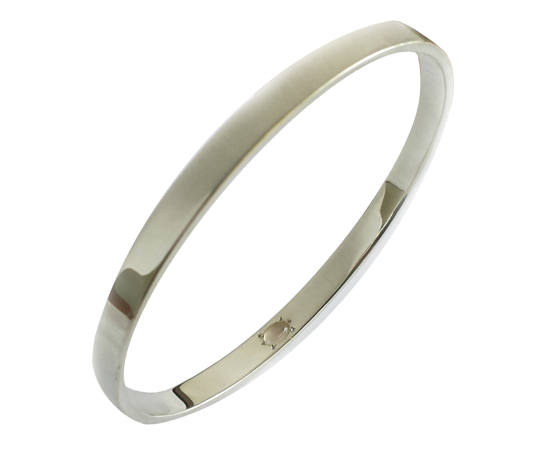 commemorative_Baby_Bangle_special_gem_stone_silber