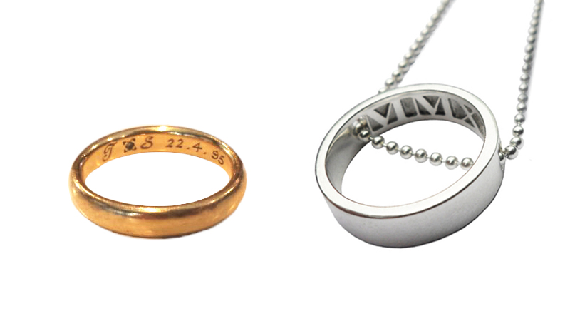 commemorative_wedding_band_chain_pendant_necklace