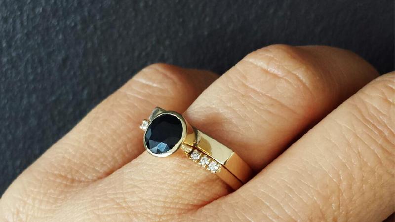 Black_Sapphire_Cradle_centre_stone_bezel_set_diamonds_sapphires