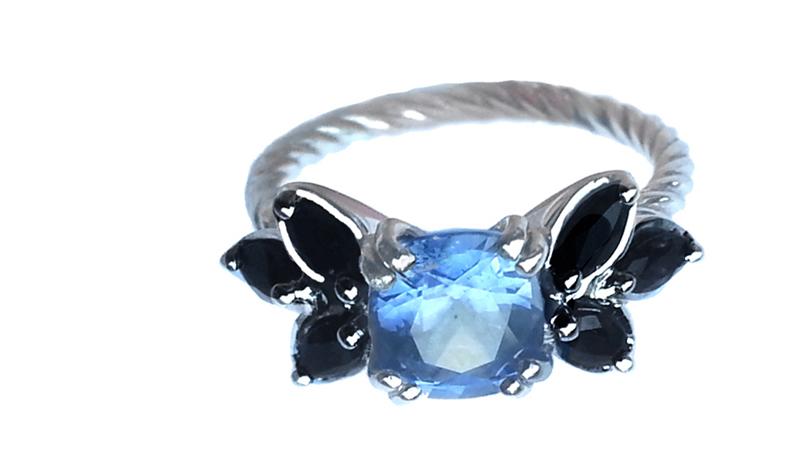 light_dark_blue_ceylon_australian_sapphire_ring_white_gold_beautiful_custom_design_unique_costume_jewellery_floral