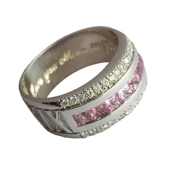create a custom ring custom jewellery custom design